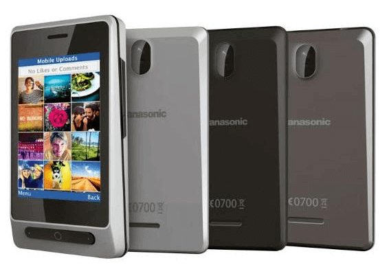 Panasonic GD31 Phone in India