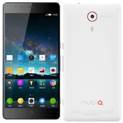 ZTE Nubia Z7 KitKat Smartphone Launched with a Tag Price CNY 3450