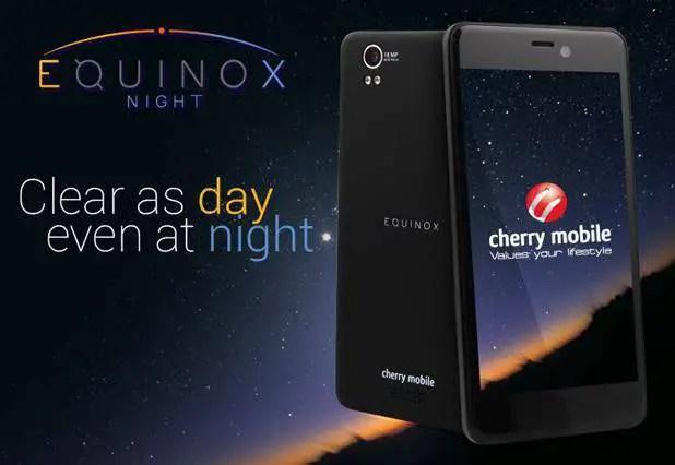 Cherry Mobile Equinox Night