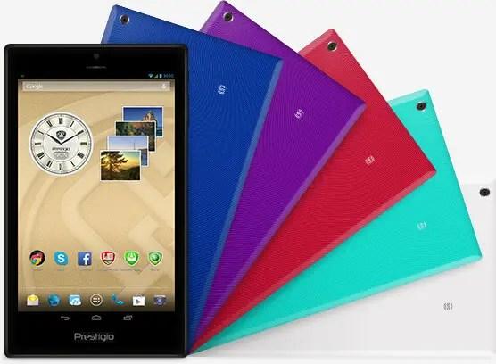 Prestigio MultiPad Color