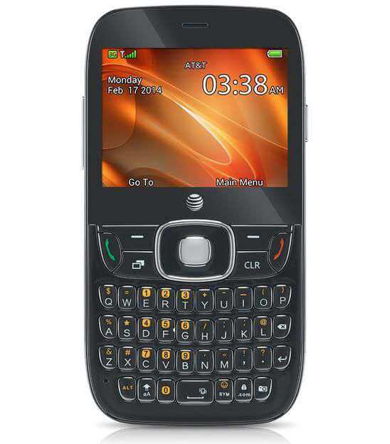 ZTE AT&T Z432 GoPhone