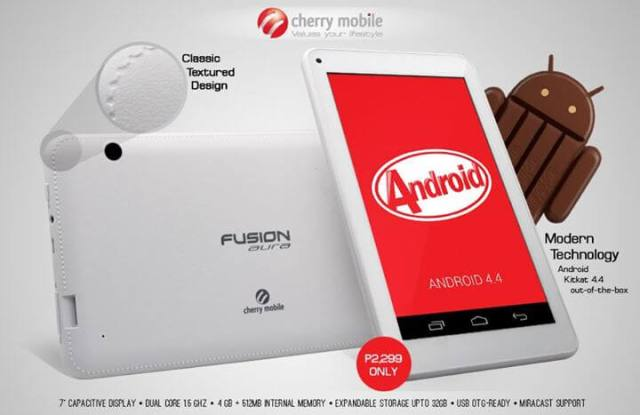 Cherry Mobile Fusion Aura