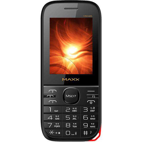 Maxx MSD7 MX2403i