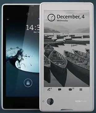 YotaDevices YotaPhone