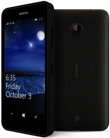 AT&T Nokia Lumia 635