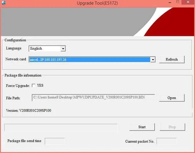 How to Flash the Firmware of Huawei E5172? | RouterUnlock com