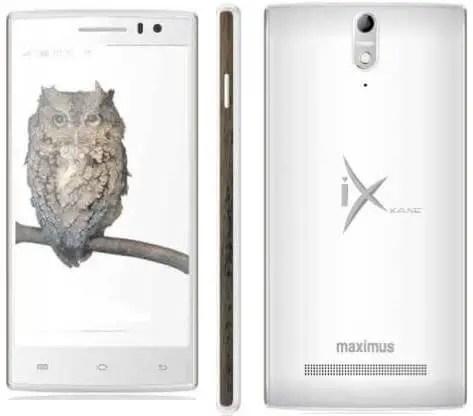Maximus iX Kane