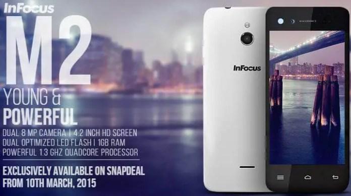Infocus M2