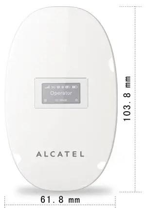 Alcatel Y580D MTC 411D Router