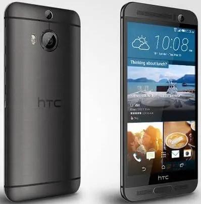 HTC One M9 Plus in India
