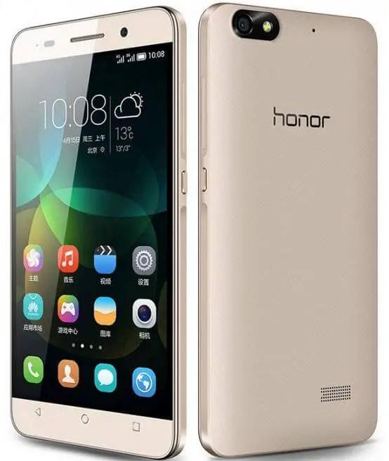 Huawei Honor 4C in China