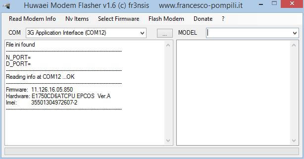 Huawei Flasher 1.6 By Fr3nsis