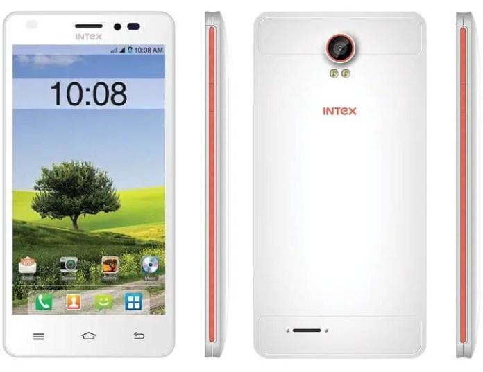 Intex Cloud M5 II