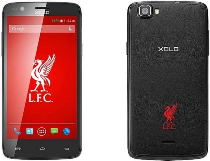 Liverpool FC Edition Xolo One