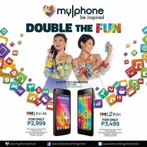 MyPhone Rio Fun 3G