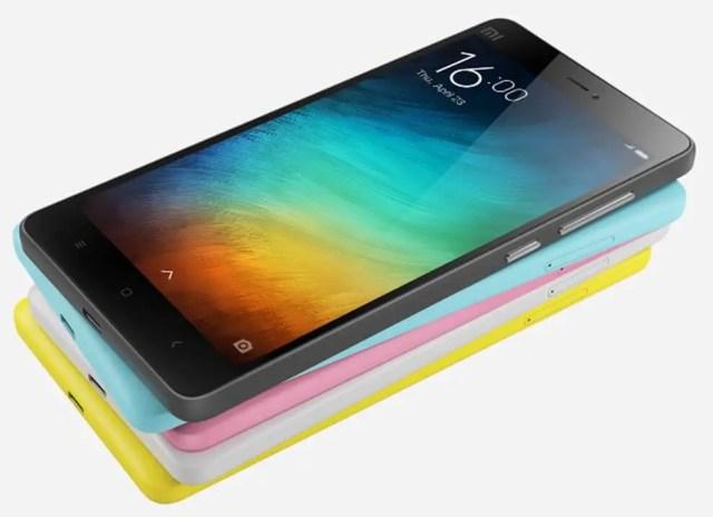 Xiaomi Mi4i image
