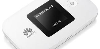 How to update the firmware of E5577 Huawei mobile WiFi router