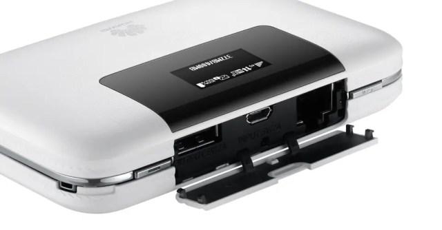 Huawei E5770 - white