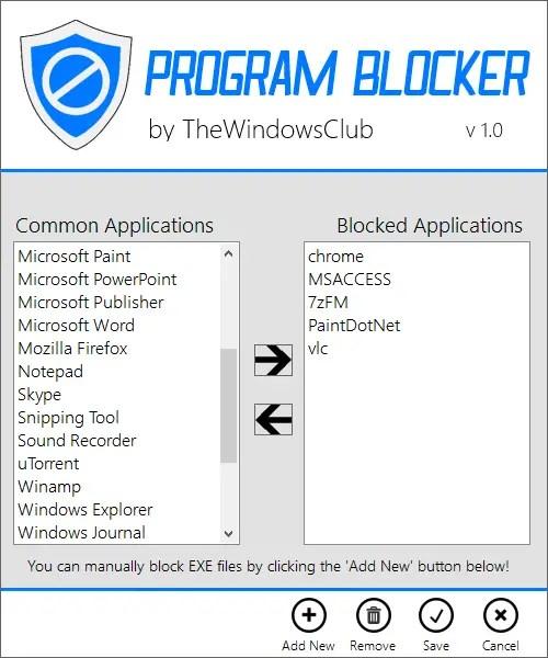 blocking-of-apps-using-program-blocker