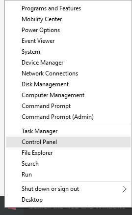 control-panel-from-winx-menu