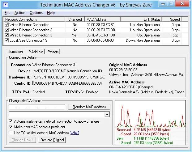 technitium-mac-address-changer
