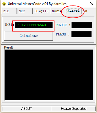 huawei e5573 unlock code calculator download