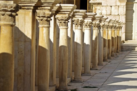 Ruins of Temple of Hercules