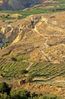 The Rift Jordan Valley