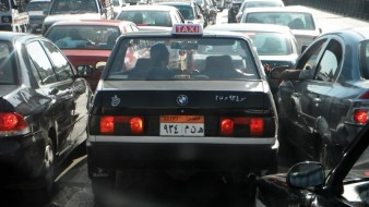 trafic jam