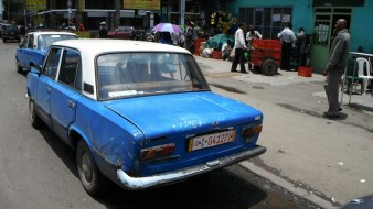 Addis Taxis