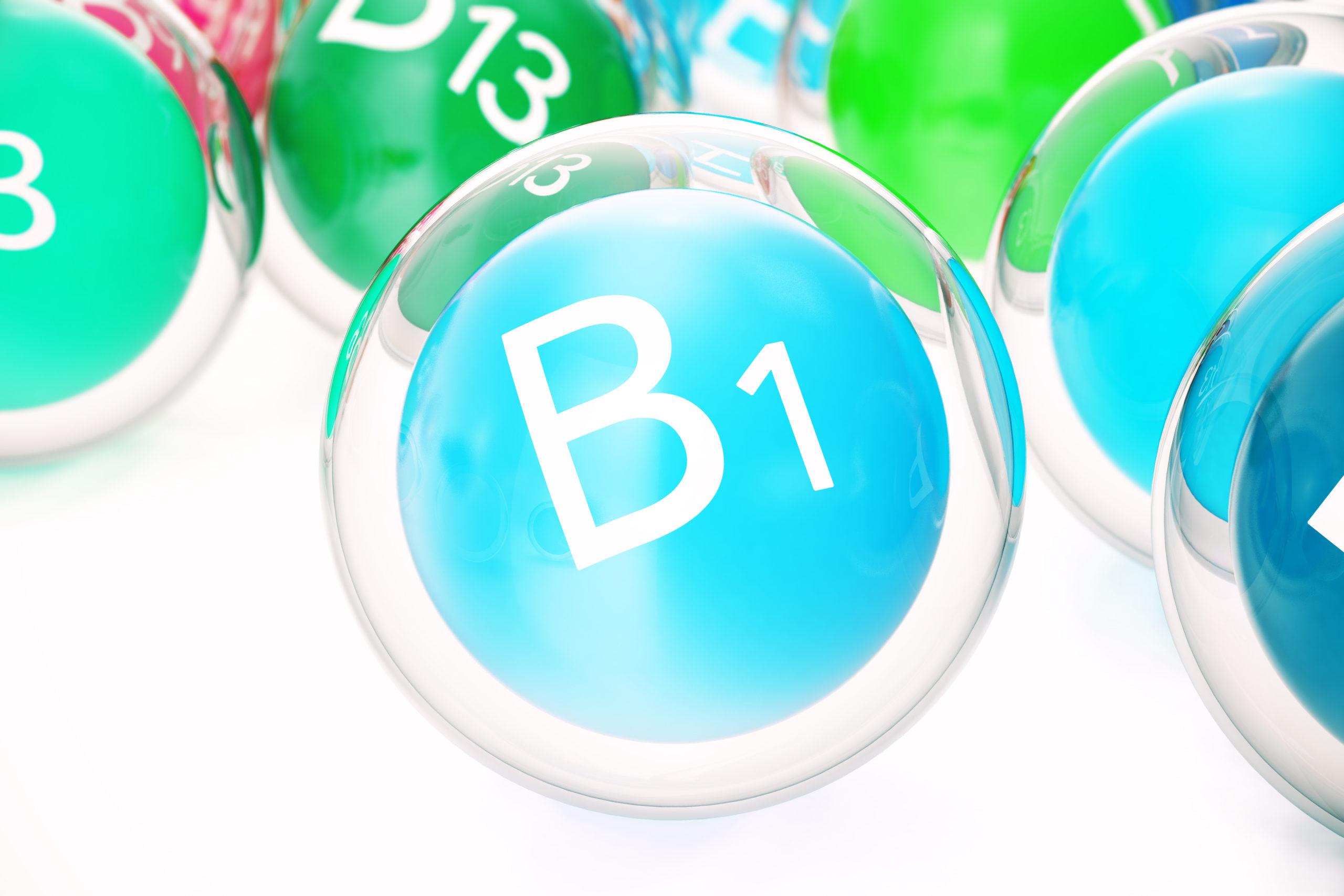 Thiamine:Vitamin B1