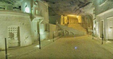 La cave des roches