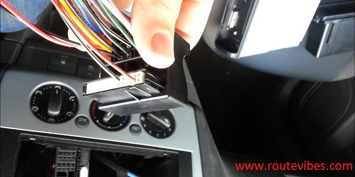 Wire a car stereo without a harness