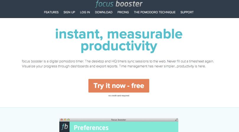 Focusbooster