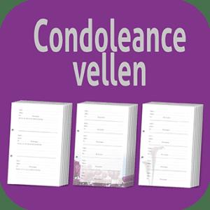 Condoleance vellen