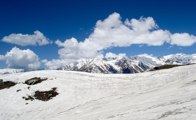 Trekking at The Himalayas