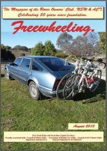 Freewhweeling August 2015 Cover