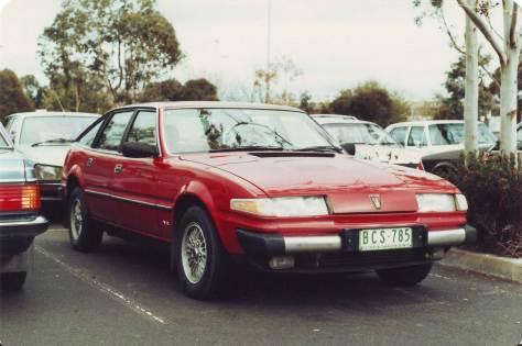 DSC_0013 1980 Rover 3500 SD1 Melbourne Vic 6-1983