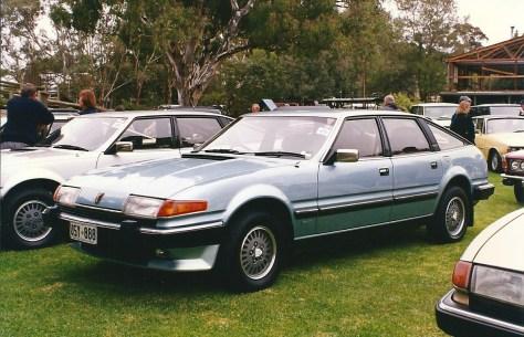DSC_0048 1985 Rover Vanden Plas 3500 Birdwood SA 11-4-1998