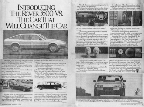 DSC_0006 Rover 3500 SD1 Launch Ad Financial Review 17-1-1979