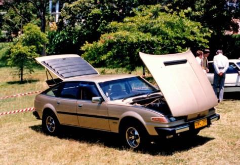 DSC_0012 Rover 2600 SDX Vaucluse House Sydney NSW 15-11-1987
