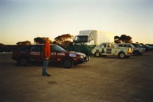 DSC_0021 Eucla Parc Ferme Dawn 1998