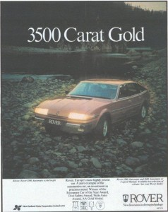 DSC_0048 Rover 3500 SD1 New Zealand Brochure circa. 1980