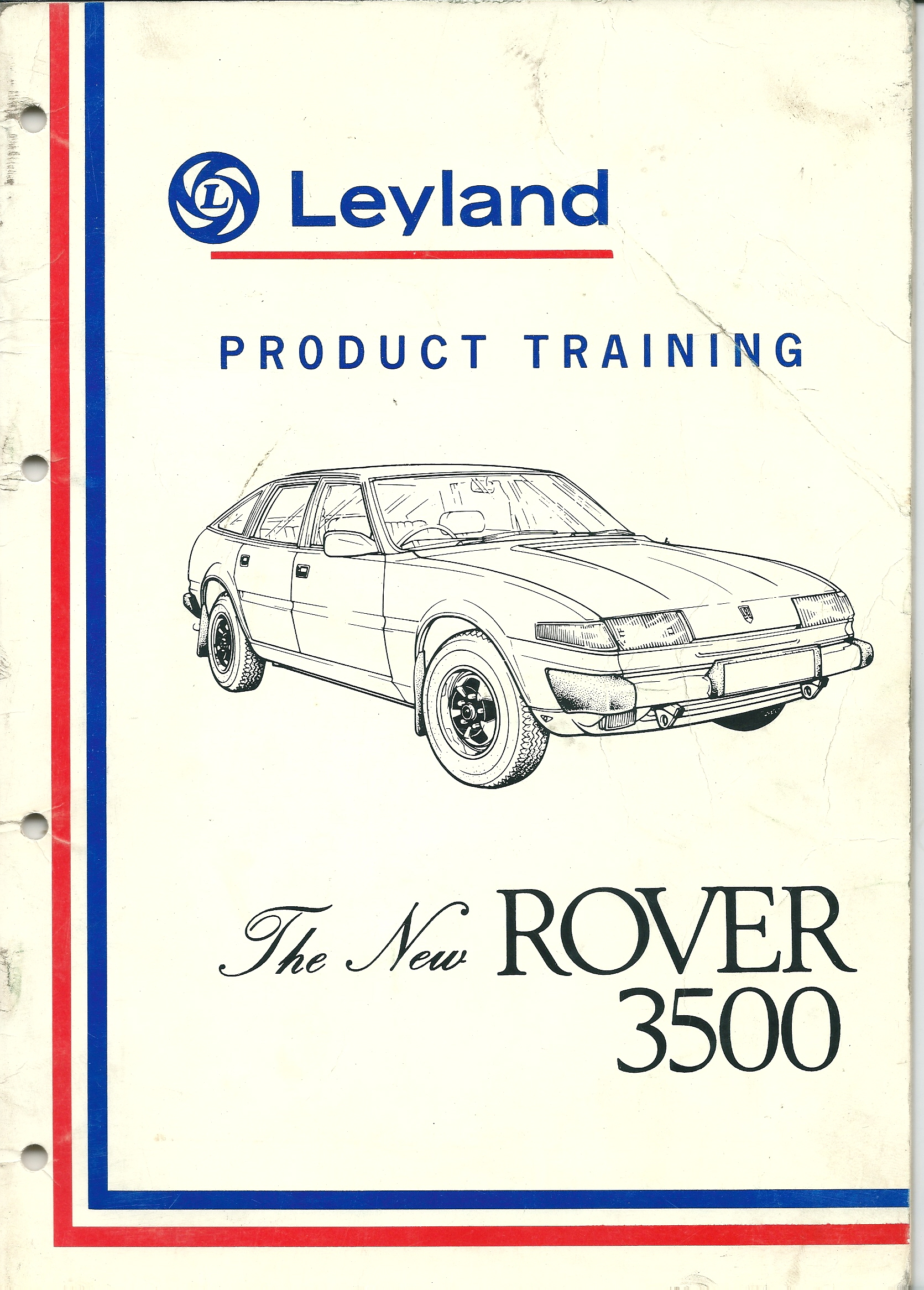 Workshop Manuals Rover Sd1 Australia Ignition Wiring Diagram Dsc 0101 Product Training Manual Leyland Tp955 Circa 1976