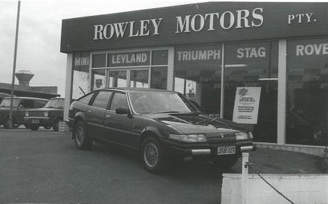 DSC_0051 1978 Rover 3500 SD1 Artarmon 6-8-1978