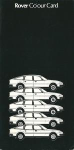 DSC_0001 Rover Colour Card 1981