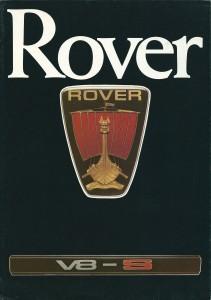 DSC_0001 Rover V8S Brochure Cover