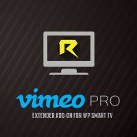 Vimeo Extender for WP Smart TV