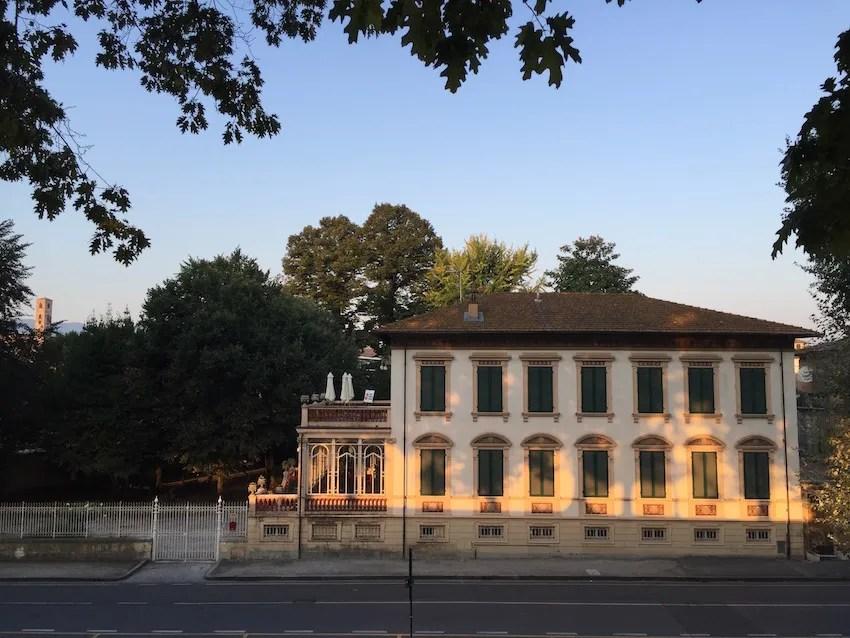 Lucca Italian School Building