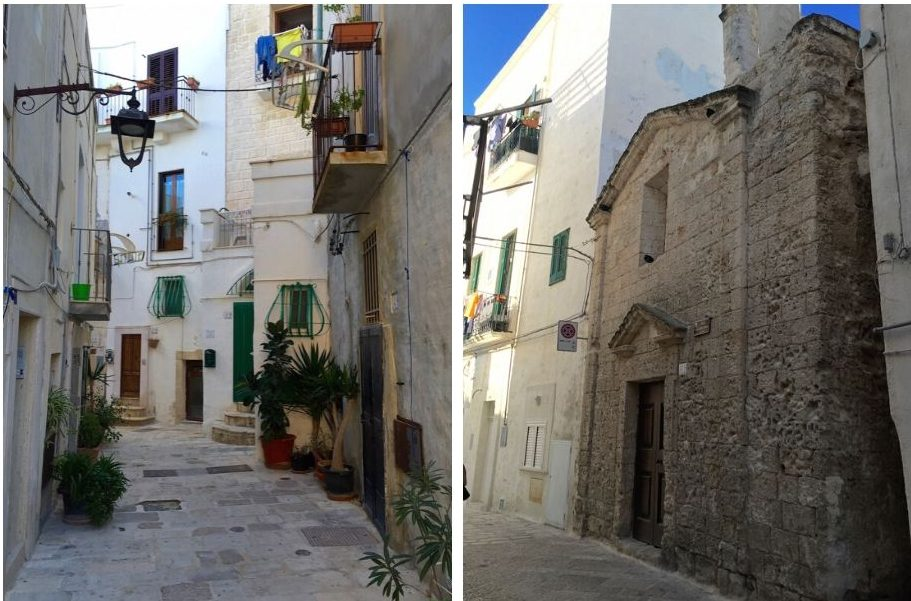 Visiting Monopoli as a day trip from Polignano A Mare